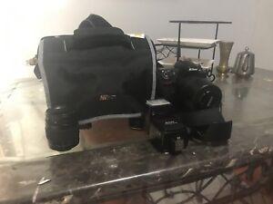 Ensemble Nikon D300s avec 2 lentille/lens et accessoire