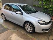 2009 Volkswagen Golf VI 103TDI Comfortline w Sports pack Burleigh Heads Gold Coast South Preview