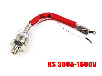 New Stud Phase Control Thyristor Scr 300a 1600v Ks300a D2j9 3cts