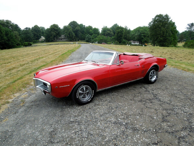 Image 1 of Pontiac: Firebird Red…