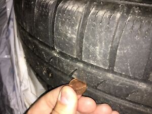 """14"""" Rims and Tires"""
