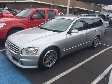 NiSSAN STAGEA 250T AERO EDITION - 4WD Turbo Magill Campbelltown Area Preview