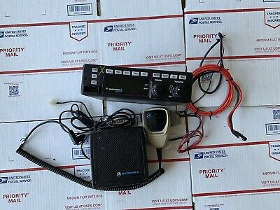 Vhf Motorola Astro Spectra W4 50 Watt Mobile Wfree Programming P25 Imbe Digital