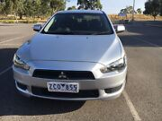 Mitsubishi Lancer 2012 CJ MY12 ES  Epping Whittlesea Area Preview