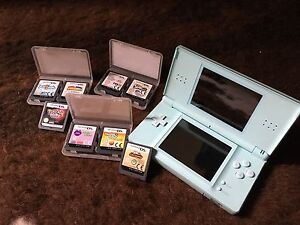 Nintendo Ds Lite For Sale- Great Condition Newcastle East Newcastle Area Preview