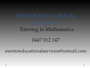 Mentor Educational ATAR Mathematics Applications Tutoring Kalamunda Kalamunda Area Preview