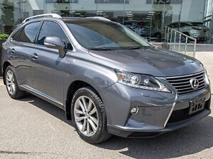 2015 Lexus RX 350 Sportdesign Sportdesign No Accidents Backup...