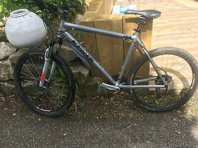 orange mountain bike G3 XL 21 inch
