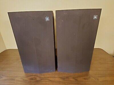 JBL Decade L36 Speakers Rare