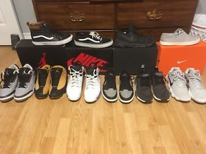 Sneaker Collection For Sale! Jordans,nmd,etc! READ DESCRIPTION