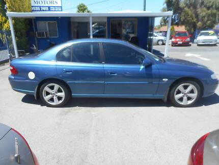 2002 Holden Berlina Sedan