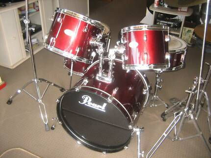 DRUM KIT PEARL FORUM Engadine Sutherland Area Preview