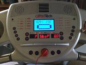 CARDIOTECH X9 TREADMILL -  GET FIT NOW!!! Tewantin Noosa Area Preview