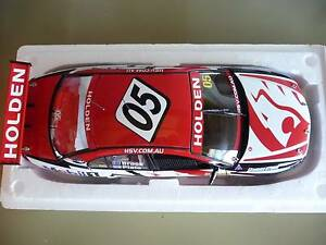 1/18 BIANTE: VY COMMODORE #05 PETER BROCK / JASON PLATO  2004 Taree Greater Taree Area Preview