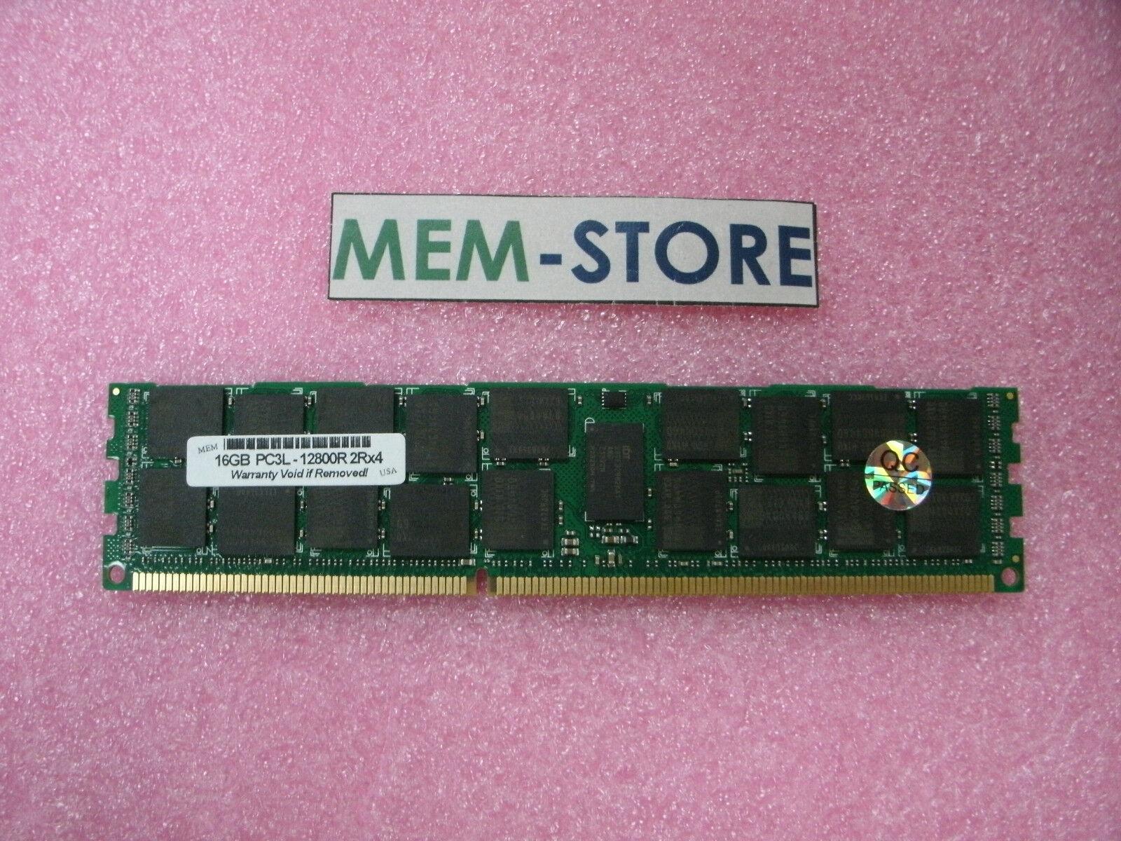 46w0671 46w0672 16gb Ddr3 1600mhz Pc3-12800l Rdimm Memory...