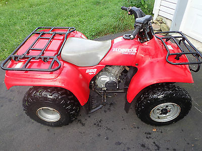 Used Campers For Sale In Pa >> 1995 Honda Fourtrax Trx200 Type Ii Runs Great New Battery - Used Honda Trx200 for sale in ...