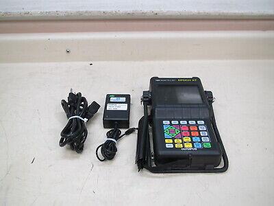 Olympus Panametrics Ndt Epoch Xt Digital Ultrasonic Flaw Detector Used