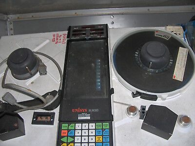 Unisys Bu 8000 Computer 9 Track Tape Cleaner Tester
