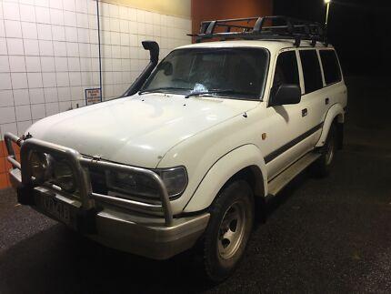 1994 Toyota landcruiser gxl Mernda Whittlesea Area Preview