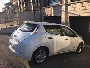 18 mois de location Nissan leaf 100% électrique