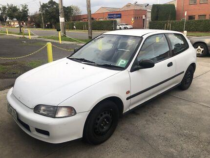 1995 Honda Civic Eg Breeze HATCH | Cars, Vans U0026 Utes | Gumtree Australia  Melbourne City   Melbourne CBD | 1191835428