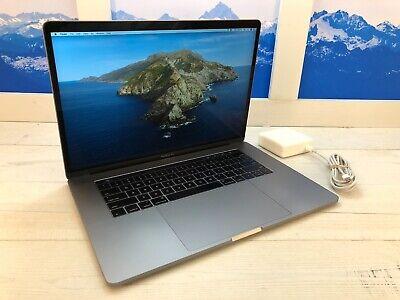 "Apple MacBook Pro Touch Bar 2016 15"" Laptop 512GB 16GB RAM Space Gray"