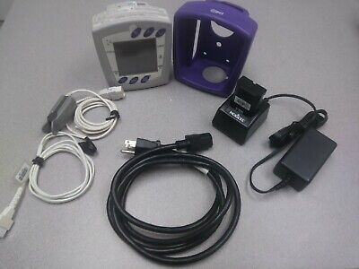 Smiths Medical Bci Capnocheck Ii W Charger And Spo2 Pulse Oximeter Warranty