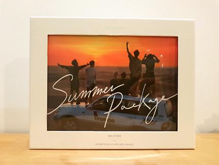 BTS SUMMER PACKAGE brand new