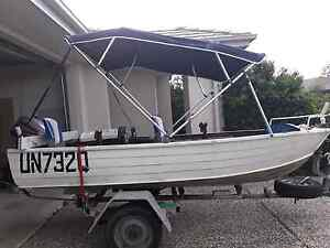 Tinny  boat 3.7m North Lakes Pine Rivers Area Preview