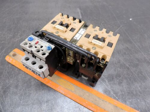 Allen Bradley AB 100-A18ND3  Contactor W/ Over Load Relay AB 193-A2F1