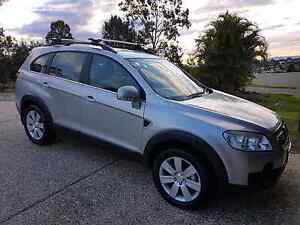 Holden Captiva 7 seater 4x4 on demand rwc and rego Beaudesert Ipswich South Preview