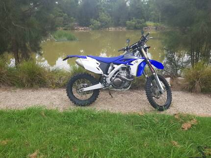 2012 WR450F St Marys Penrith Area Preview