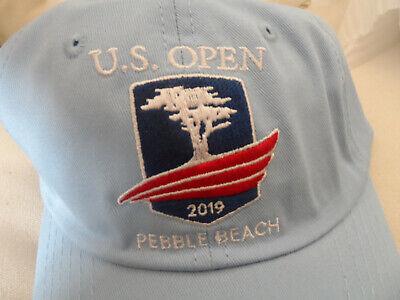 8ec5c6b85591 Usado, Gorra GOLF Cap US Open Azul 2019 Pebble Bea