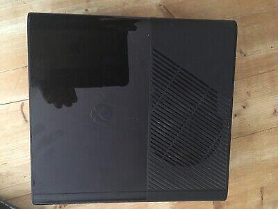 Microsoft Xbox 360 E 4GB Black Console (PAL)