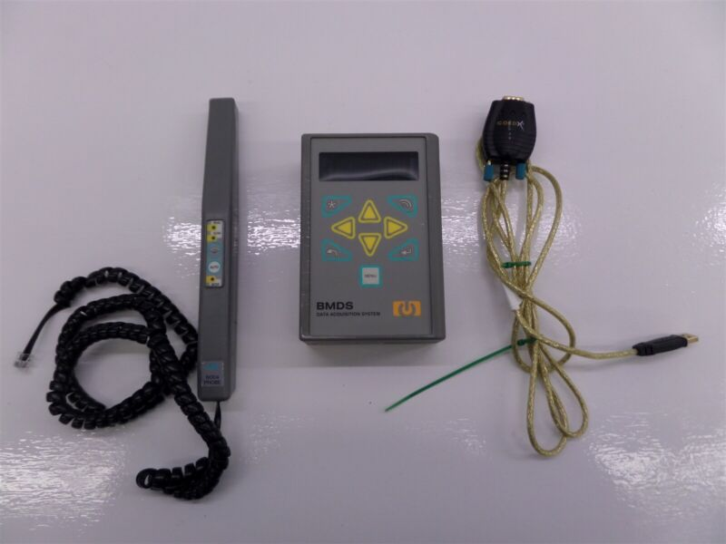 BMDS DAS-6003 Data Acquisitions System with IMI 6004 Probe