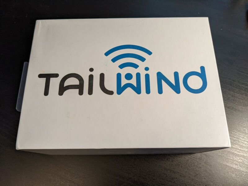 Brand New In Box Tailwind iQ3 Smart Automatic Garage Controller