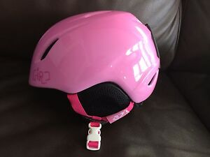 Kids Ski Helmet Giro Launch Cambridge Kitchener Area image 4