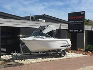 Sharpcraft 4.7 Scout Somerton Park Holdfast Bay Preview