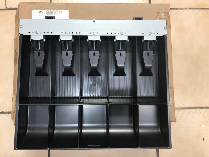 APG VPK-15B-2A-BX CASH DRAWER VASARIO TILL 5 BILL 5 COIN 1616 NIB