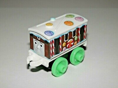 Thomas & Friends Minis 2015 TOBY Advent Calendar - NEW - Original Weighted