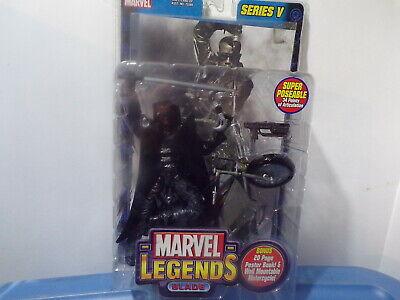 Marvel Legends Blade Figure