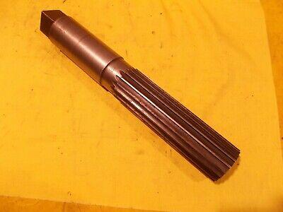 2 14 Reamer Lathe Mill Tool Chucking Straight Shank Whitman Barnes Usa