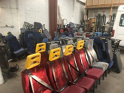 Minbus Seats Many Available In Singles Or Groups