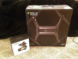3DR Solo Drone & Gimbal