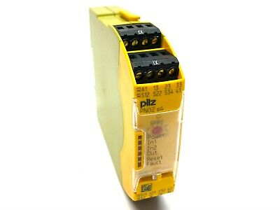 Pilz 750104 Safety Relay