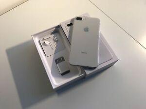 iPhone 8 Plus 64GB - Silver w/Warranty