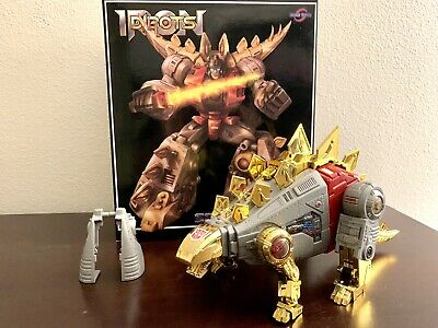 Fans Toys FT-06 Sever MP Snarl US seller- all accessories + FT upgrade