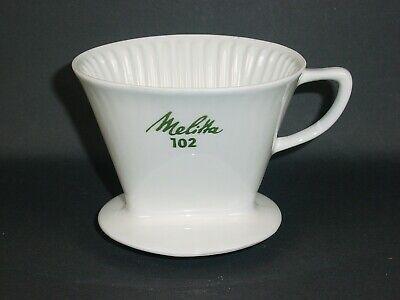 Melitta Filter 102 Porzellanfilter 3-Loch online kaufen