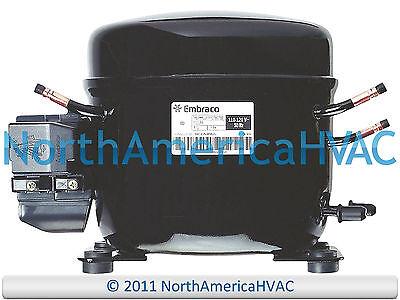 egu90hlc - embraco replacement refrigeration compressor 1/3 hp r