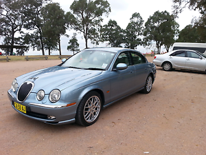 Jaguar S type 4.2 V8 Glenwood Blacktown Area Preview